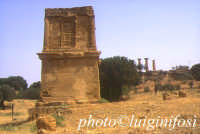 la tomba di Terone  - Agrigento (2328 clic)
