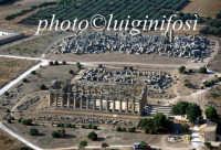 i templi di selinunte visti dall'alto  - Selinunte (6084 clic)