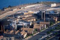 il complesso delle ciminiere visto dall'alto  - Catania (2923 clic)