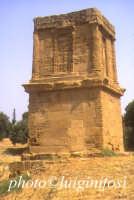 la tomba di Terone  - Agrigento (2824 clic)