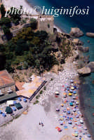castel di tusa in una veduta aerea  - Castel di tusa (7376 clic)