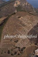 l'impianto urbano di solunto visto dall'alto  - Solunto (4083 clic)