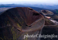 cratere spento  - Etna (2500 clic)