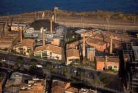 il complesso delle ciminiere visto dall'alto  - Catania (4239 clic)