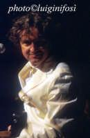 Goran Bregovic al catsello di Donnafuagata - estate 2002  - Donnafugata (2800 clic)