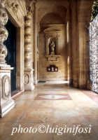 vestibolo del Duomo   - Siracusa (1245 clic)