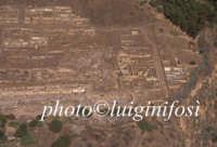 l'impianto urbano di solunto visto dall'alto  - Solunto (4081 clic)