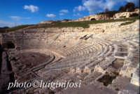 teatro greco  - Siracusa (4155 clic)