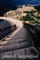 ragusa ibla vista da santa maria le scale RAGUSA Luigi Nifosì