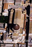 la cattedrale vista dall'alto  - Marsala (3461 clic)