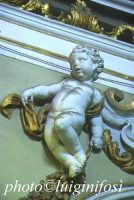 chiesa di santa maria maggiore - stucchi  - Ispica (3995 clic)