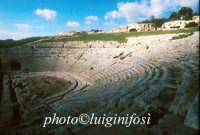 teatro greco  - Siracusa (3532 clic)