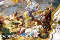 chiesa di santa maria maggiore - particolare della volta   - Ispica (4015 clic)