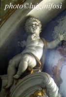 chiesa di santa maria maggiore - stucchi  - Ispica (4038 clic)