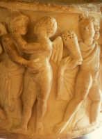 particolare sepolcro  - Agrigento (2477 clic)