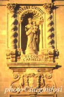 chiesa del carmine - prospetto  - Ispica (3995 clic)