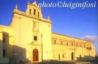 chiesa e convento del carmine - prospetto  - Ispica (3984 clic)