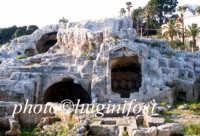 la tomba di Archimede  - Siracusa (5668 clic)
