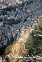 veduta aerea di cammarata e del castello  - Cammarata (5593 clic)