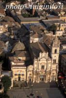 veduta aerea della basilica di san pietro e paolo  - Acireale (8354 clic)