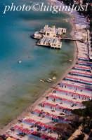 veduta aerea della spiaggia di mondello  - Mondello (9019 clic)