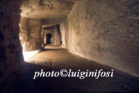 gallerie del castello Eurialo  - Siracusa (5387 clic)