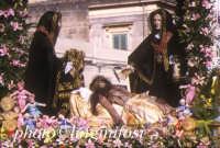 riti della Settimana Santa - l'Addolorata SCICLI Luigi Nifosì