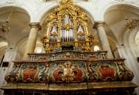 l'organo della chiesa madre o di san nicola di bari  - Salemi (8687 clic)