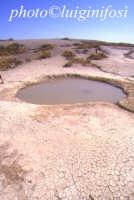 i caratteristici vulcani d'argilla di Maccalubbe  - Aragona (3925 clic)