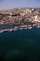 veduta aerea del porto di sciacca  - Sciacca (2855 clic)