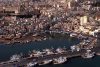 veduta aerea del porto di sciacca  - Sciacca (4742 clic)
