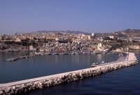 veduta aerea del porto di sciacca  - Sciacca (3397 clic)
