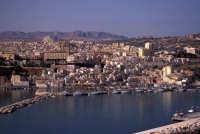veduta aerea del porto di sciacca  - Sciacca (4055 clic)