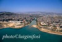 veduta aerea della citta'  - Licata (4432 clic)