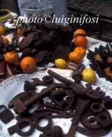dolci di cioccolato modicano  - Modica (3254 clic)