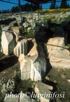Megara Hiblea - resti tempio  - Augusta (3802 clic)