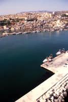 veduta aerea del porto di sciacca  - Sciacca (2747 clic)