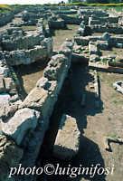 Megara Hiblea - scavi città  - Augusta (4346 clic)