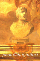 Palazzo Naselli - affresco del loggiato   - Aragona (3261 clic)