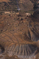 veduta aerea sul tempio di giunone  - Agrigento (4727 clic)