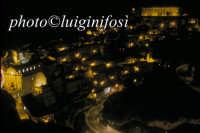il quartiere barocco di ragusa ibla di notte  - Ragusa (8189 clic)