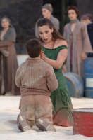 angela dematte', andromaca nelle troiane 2006  - Siracusa (5467 clic)