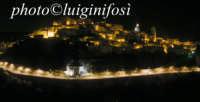 il quartiere barocco di ragusa ibla di notte  - Ragusa (3790 clic)
