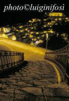 il quartiere barocco di ragusa ibla di notte  - Ragusa (4817 clic)