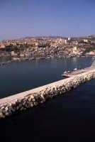 veduta aerea del porto  - Sciacca (2793 clic)