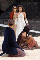 cristina spina, cassandra nelle troiane 2006  - Siracusa (4985 clic)