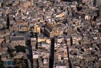 veduta aerea della città vecchia  - Sciacca (4135 clic)