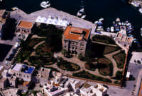 villa florio vista dall'alto  - Favignana (5259 clic)