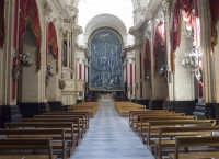 l'interno del duomo di san giorgio a ragusa  - Ragusa (7887 clic)