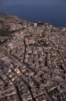 panorama aereo della città  - Sciacca (2792 clic)